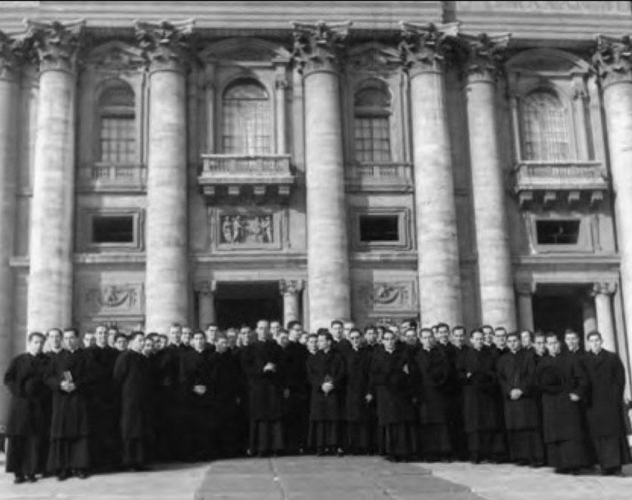 Legionarios de Cristo del Colegio de Roma